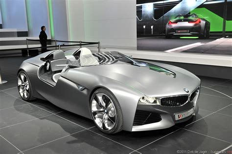 2011 Bmw Vision Connecteddrive Gallery Supercarsnet