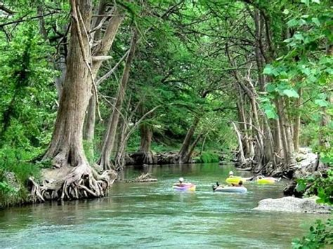 floating the frio river is big time out of concan