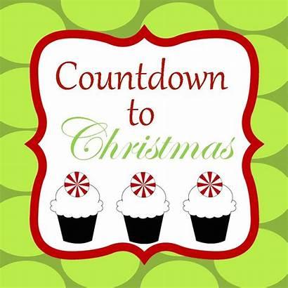 Countdown Christmas Clipart Advent Calendar December 1st