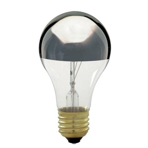 60 watt a19 silver bowl light bulb s3955 destination