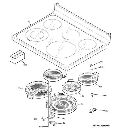ge profile range parts diagram hanenhuusholli