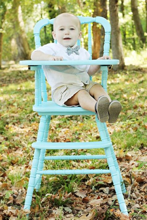 10 best ideas about painted high chairs on
