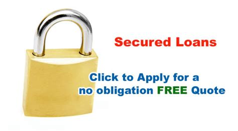 Secured Loans ~ USA FOREX