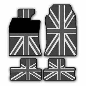 Fußmatten Mini One : tappetini union jack per mini one cooper d s r50 r53 r52 ~ Kayakingforconservation.com Haus und Dekorationen