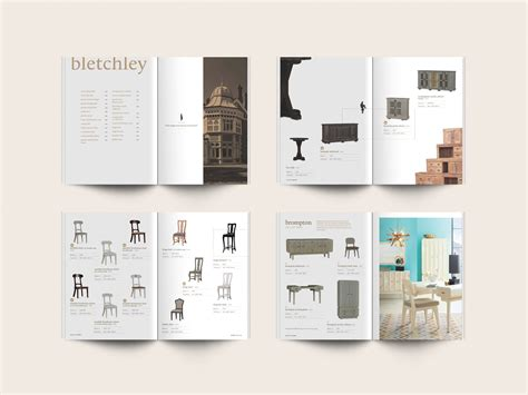 Furniture Catalog by 6 Great Insights For Creating An Engaging Catalogue Design