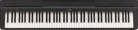 yamaha p 35b quale pianoforte per noi poveri mortali