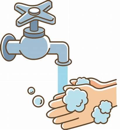 Hands Wash Clipart