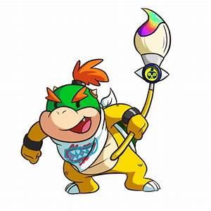Super Mario Collab - Bowser Jr. by MrBowz on DeviantArt