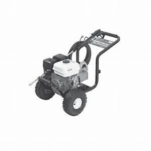 Expro2530 Pressure Washer 2500 Psi 3 Gpm