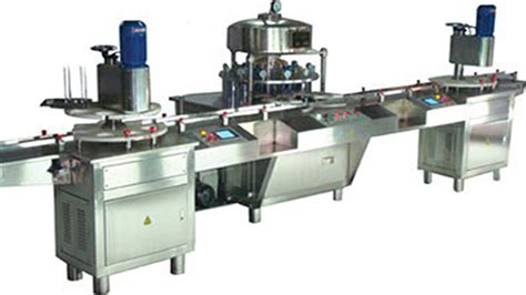 fully automatic nitrogen gas flushing cans pet tin sealing machine vacuum sealer alfragh khtm