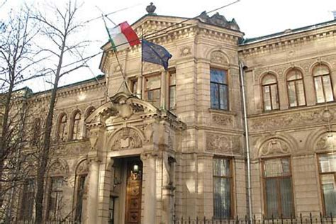 Consolato D Italia A Mosca by Ambasciata Italiana A Mosca Comitato Linguistico Perugia