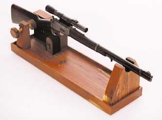 shed wood idea ideas gun cleaning bench plans