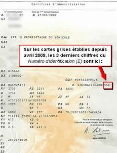 Ou Trouver Les Chevaux Sur Carte Grise : comment voir modele voiture sur carte grise ~ Gottalentnigeria.com Avis de Voitures