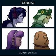Gorillaz Demon Days Album Cover