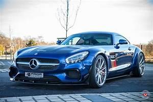 Mercedes Amg Gts : prior design mercedes amg gt s gets vossen wheels ~ Melissatoandfro.com Idées de Décoration