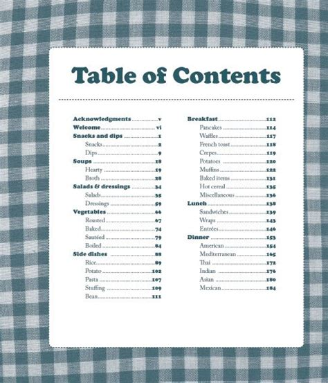 what is a table of contents table of contents expository text features pinterest