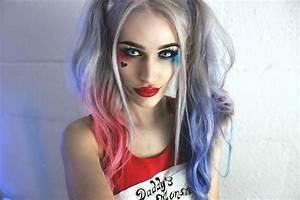 Harley Quinn Makeup - Mugeek Vidalondon