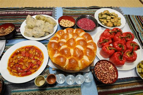 cuisine tradition bulgaria srt bulgaria