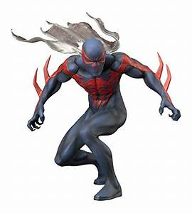 Kotobukiya Marvel Now! Spider-Man 2099 Artfx+ MK206 Action ...