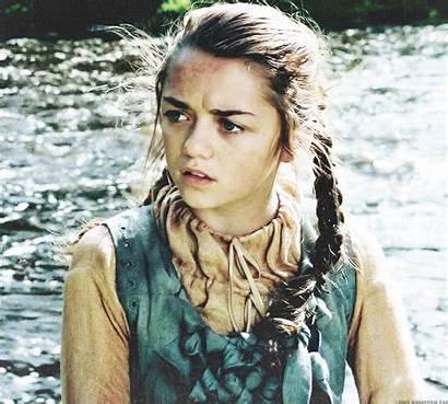 Arya Stark Thrones Season Sansa Got Williams