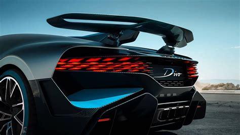 Bugatti unveils the new bugatti divo supercar that's more bugatti in every way! Bugatti Divo, Another Hypercar For Collectors Not Drivers