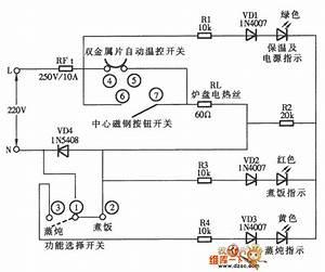 Kyowa Rice Cooker Wiring Diagram