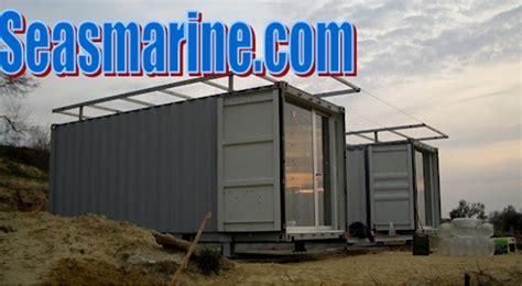 conteneur bureau construction de votre maison container