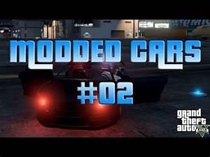 GTA 5 ONLINE Modded Vehicles 02
