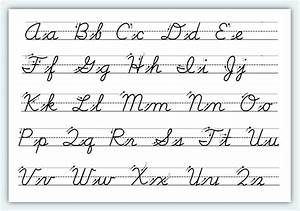 cursive letters dr odd With how to learn to write cursive letters