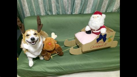 diy paper sleigh kids diy how to make sleigh with cardboard box ダンボールの