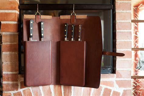 sacoche couteaux cuisine sacoche a couteau idées décoration intérieure