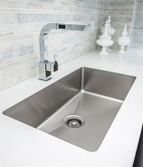 seamless kitchen sink seamless edge sink for residential pros 2142