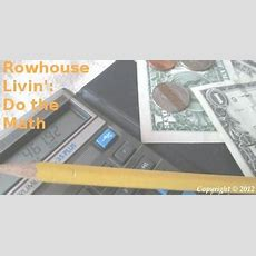 Rowhouse Livin' Do The Math Bar Soap Versus Liquid Soap