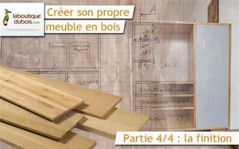 construction petit meuble planche chene bois sur mesure