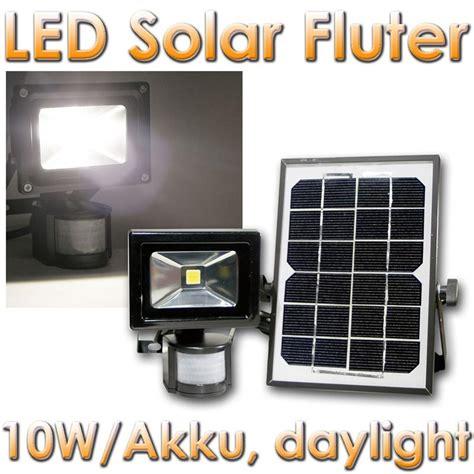 solar flutlicht mit bewegungsmelder solar led flutlicht strahler 10w mit bewegungsmelder und