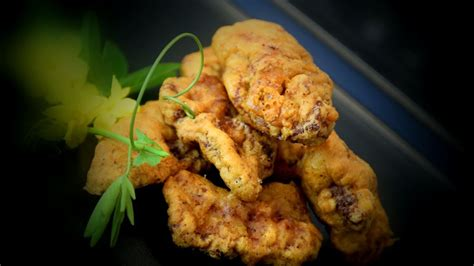 pork belly battered fried deep chinese recipe