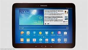Samsung Galaxy Tab 3 10 1 P5210 Wi User Manual