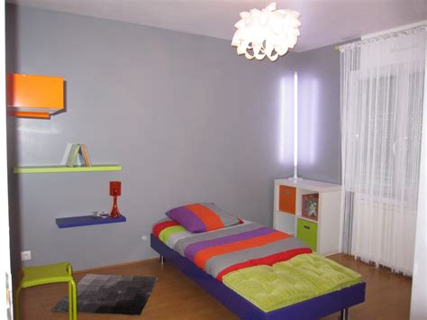 chambres enfants chambre enfant acidulée photo 5 5 par contre à l