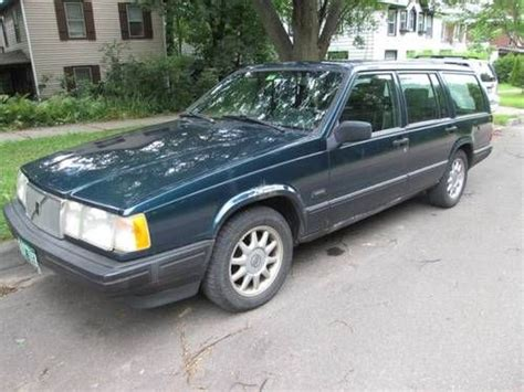 1994 Volvo 940 Wagon by Purchase Used 1994 Volvo 940 Base Wagon 4 Door 2 3l In