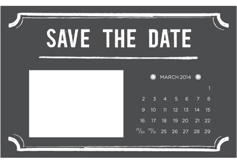 Free Wedding Save The Date Templates Save The Date Free Printable Templates Vastuuonminun