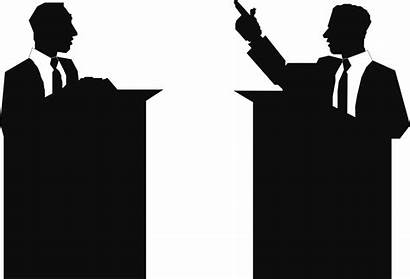 Debate Speech Debates Shoulder States United Standing