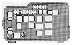 Lexus Gs300  1996 - 1997  - Fuse Box Diagram