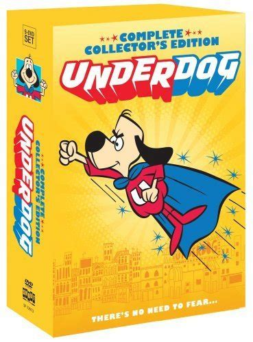 Underdog: The Complete Series   Import It All