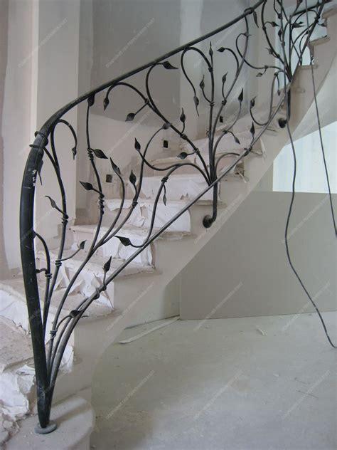 Modeles De Rampes D Escaliers En Bois
