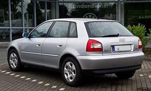 File Audi A3 1 8 T  8l  Facelift   U2013 Heckansicht  29  Mai