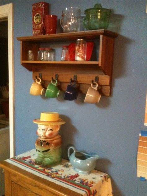 kitchen collectables help want a kitchen redo but stuck with blue formica