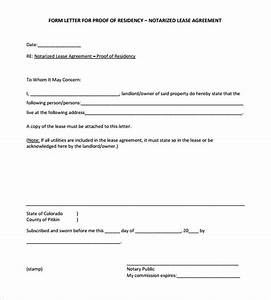 notary signature example jcmanagementco With notarized document template