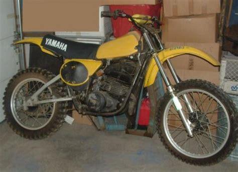 yamaha yz  motorcycles  sale