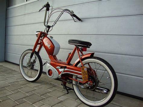 sachs 503 gtx bobber orange metallic mopeds bobbers mopeds and bobber chopper
