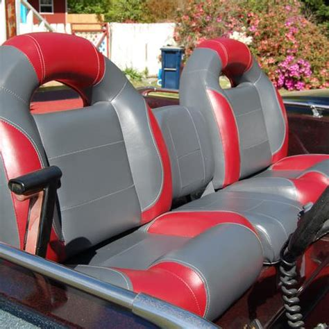 Gambler Bass Boat Bench Seat by Bass Boat Restoration Images Bass Boat Carpet